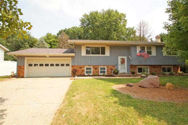 112 Mackinac Drive, East Peoria, IL 61611 (#1197329) :: Adam Merrick Real Estate