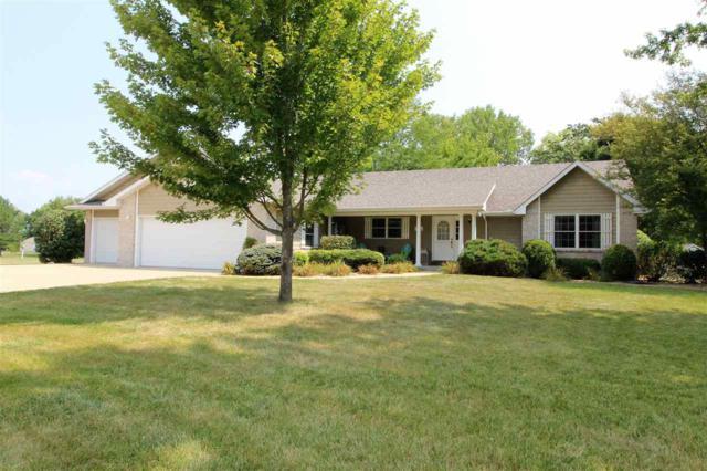 522 N Phil Gould Drive, Hanna City, IL 61536 (#1197381) :: Adam Merrick Real Estate