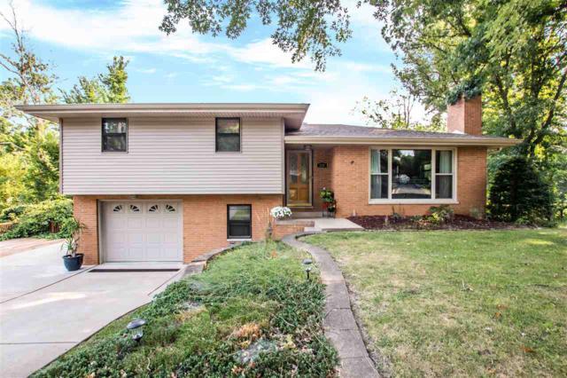 124 Circle Drive, East Peoria, IL 61611 (#1197396) :: Adam Merrick Real Estate