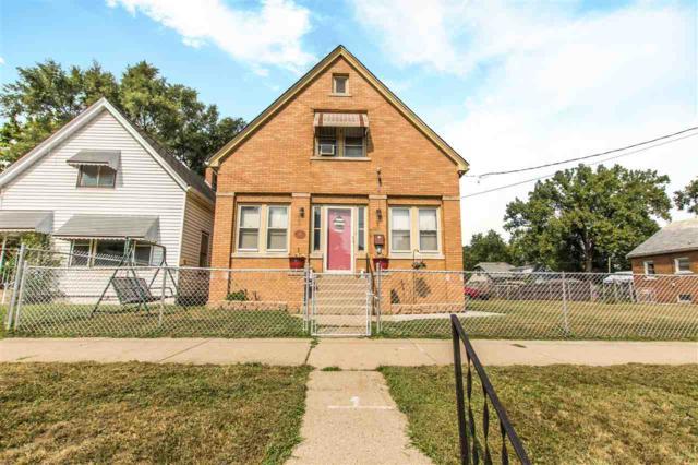 1021 S Blaine Street, Peoria, IL 61605 (#1197399) :: Adam Merrick Real Estate