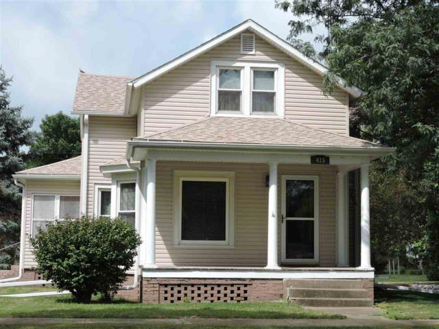 415 W Main Street, Adair, IL 61411 (#1197443) :: RE/MAX Preferred Choice