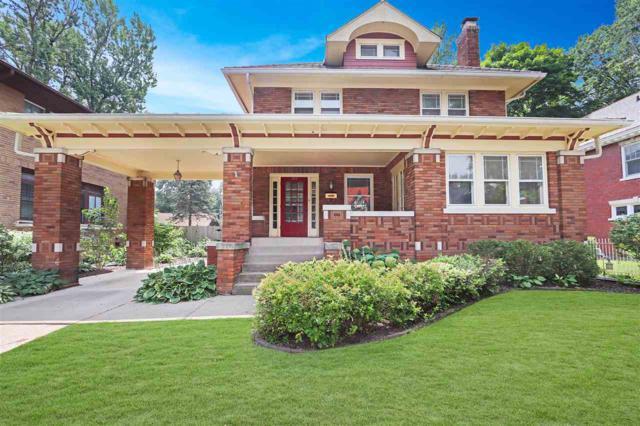 1414 W Parkside Drive, Peoria, IL 61606 (#1197465) :: Adam Merrick Real Estate