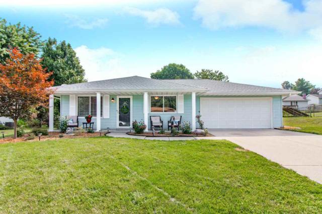 505 High Oak, East Peoria, IL 61611 (#1197491) :: Adam Merrick Real Estate