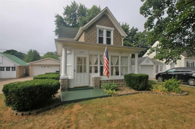 502 W Cruger Avenue, Eureka, IL 61530 (#1197525) :: Adam Merrick Real Estate