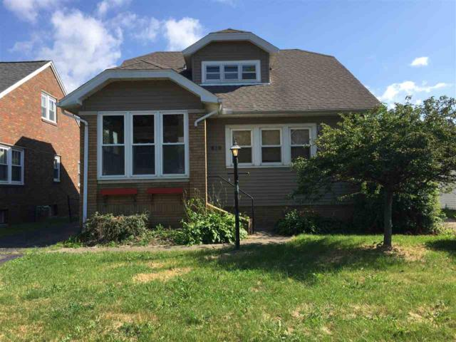 610 W Maywood Avenue, Peoria, IL 61604 (#1197689) :: Adam Merrick Real Estate