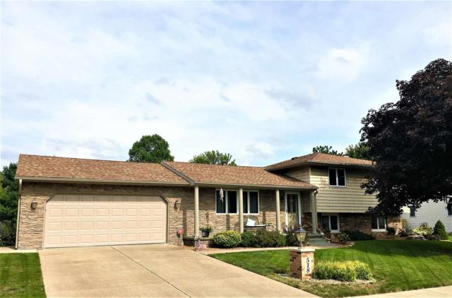 518 Ohio Court, Morton, IL 61550 (#1197920) :: Adam Merrick Real Estate