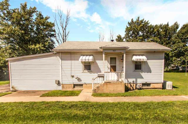 507 N Main Street, Washburn, IL 61570 (#1197940) :: Adam Merrick Real Estate