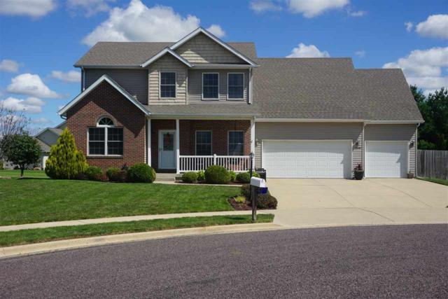 1508 Redbrook Court, Metamora, IL 61548 (#1198104) :: Adam Merrick Real Estate