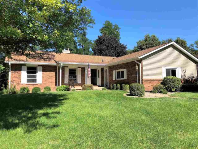 205 Indian Creek Court, Pekin, IL 61554 (#1198107) :: Adam Merrick Real Estate
