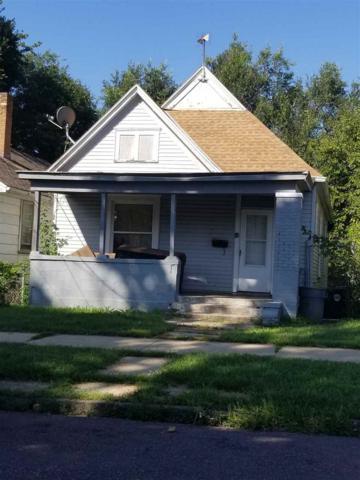 1807 S Stanley Street, Peoria, IL 61605 (#1198231) :: Adam Merrick Real Estate