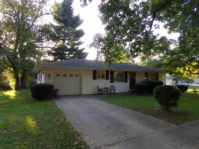101 S Arthur Street, Manito, IL 61546 (#1198345) :: Adam Merrick Real Estate