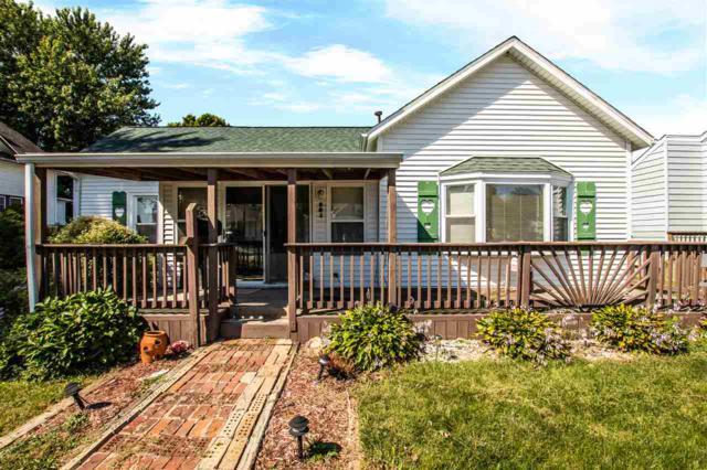501 N Main Street, Hanna City, IL 61536 (#1198362) :: Adam Merrick Real Estate
