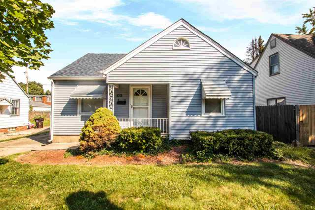 1013 E Forrest Hill Avenue, Peoria, IL 61603 (#1198412) :: Adam Merrick Real Estate