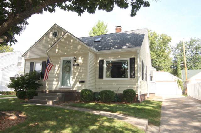 1023 E Richwoods Boulevard, Peoria, IL 61603 (#1198433) :: Adam Merrick Real Estate