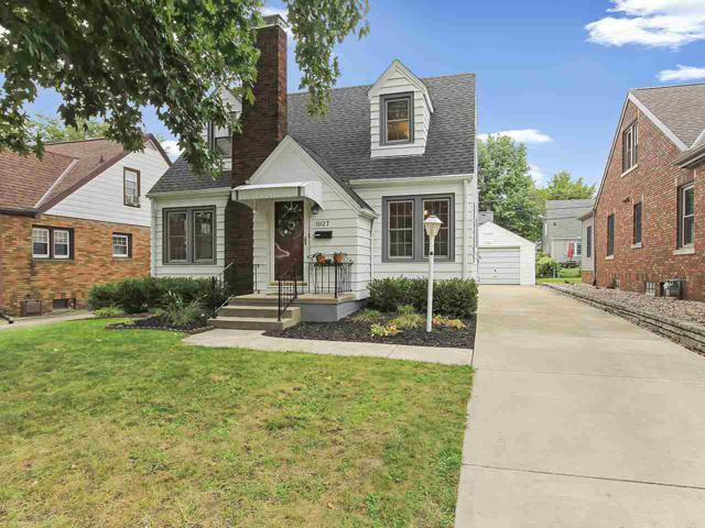 1027 E Norwood, Peoria, IL 61603 (#1198457) :: Adam Merrick Real Estate