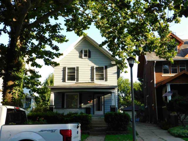 1308 W Parkside Drive, Peoria, IL 61606 (#1198513) :: Adam Merrick Real Estate