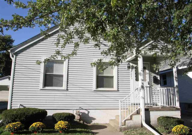 1423 E Kelly Avenue, Peoria Heights, IL 61616 (#1198518) :: Adam Merrick Real Estate