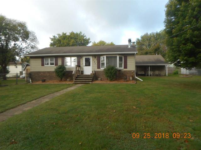 107 N Adams, Kingston Mines, IL 61539 (#1198571) :: Adam Merrick Real Estate
