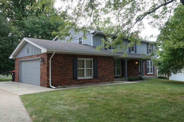 5908 N Briarwood Lane, Peoria, IL 61614 (#1198709) :: Adam Merrick Real Estate