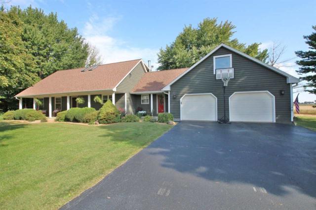 1226 N Nofsinger Road, Metamora, IL 61548 (#1198722) :: Adam Merrick Real Estate