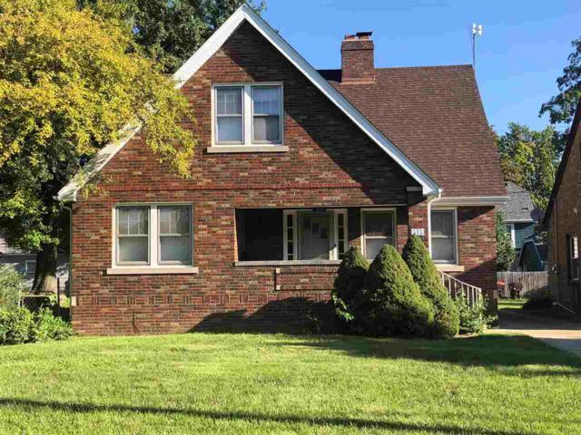 515 W Corrington, Peoria, IL 61604 (#1198756) :: Adam Merrick Real Estate