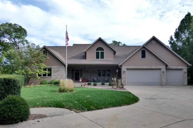 297 Old Germantown Road, Germantown Hills, IL 61611 (#1198920) :: Adam Merrick Real Estate
