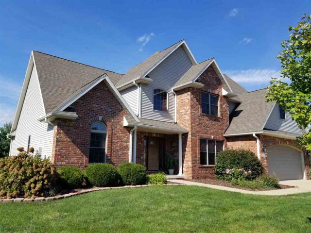 3309 S Thorncrest Court, Mapleton, IL 61547 (#1198985) :: Adam Merrick Real Estate