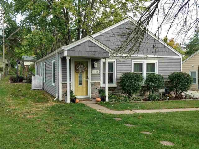 5110 N Ogden Avenue, Peoria Heights, IL 61616 (#1198990) :: Adam Merrick Real Estate