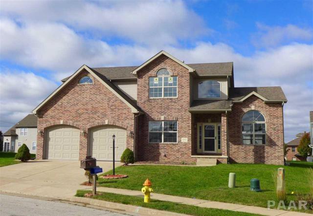 10303 N Creekstone Court, Peoria, IL 61615 (#1199029) :: Adam Merrick Real Estate