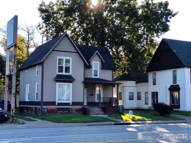 527 N Lafayette Street, Macomb, IL 61455 (#1199033) :: Adam Merrick Real Estate