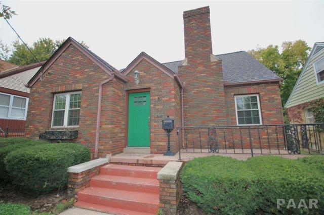 317 W Corrington Avenue, Peoria, IL 61604 (#1199098) :: Adam Merrick Real Estate