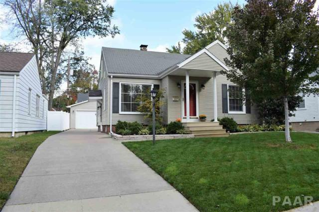 1027 E Elmhurst Avenue, Peoria, IL 61603 (#1199100) :: Adam Merrick Real Estate