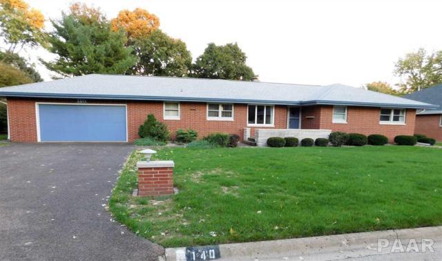 140 N Kansas, Morton, IL 61550 (#1199115) :: Adam Merrick Real Estate