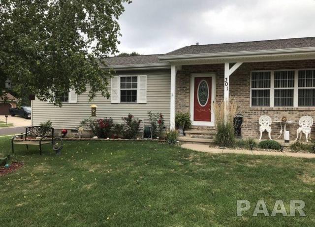 301 Pontiac Road, Marquette Heights, IL 61554 (#1199120) :: Adam Merrick Real Estate