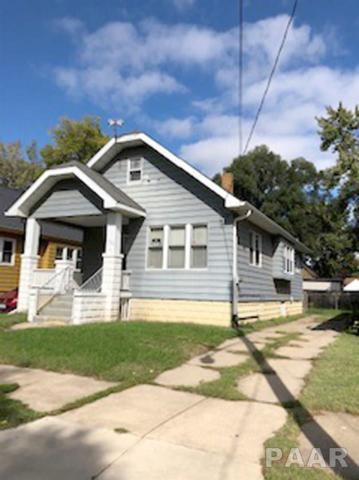 2125 W Marquette Avenue, Peoria, IL 61605 (#1199123) :: Adam Merrick Real Estate