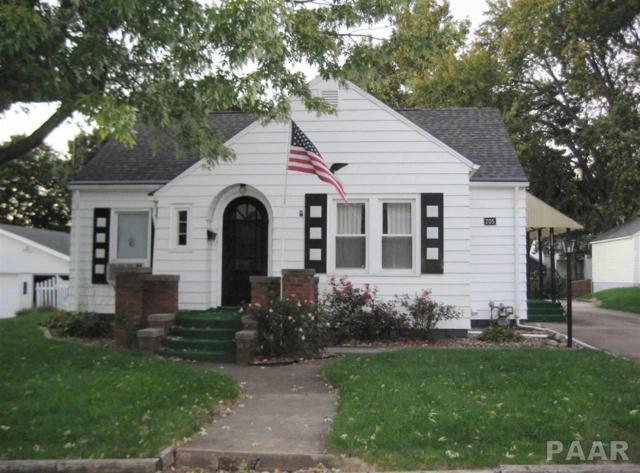 205 Hilldale Avenue, Washington, IL 61571 (#1199125) :: Adam Merrick Real Estate