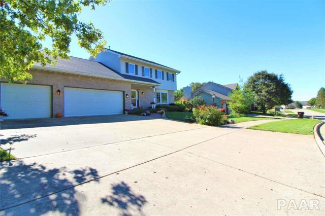 5412 W Timberedge, Peoria, IL 61615 (#1199149) :: Adam Merrick Real Estate