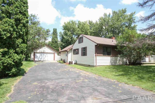 107 Monroe Street, Washington, IL 61571 (#1199186) :: RE/MAX Preferred Choice