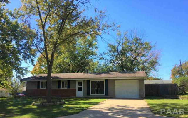 5507 N Longwood Drive, Peoria, IL 61614 (#1199217) :: RE/MAX Preferred Choice
