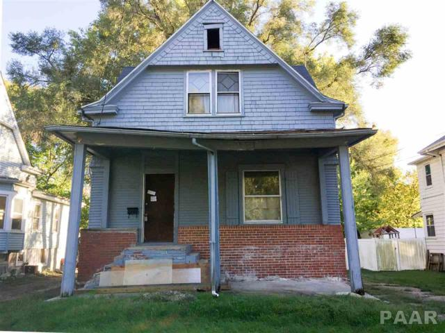 120 E Arcadia Avenue, Peoria, IL 61603 (#PA1199225) :: Killebrew - Real Estate Group