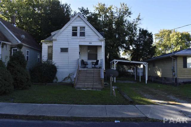 1016 E Virginia, Peoria, IL 61603 (#1199238) :: Adam Merrick Real Estate