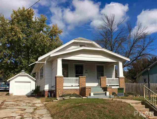 1121 W Gilbert, Peoria, IL 61604 (#1199420) :: Adam Merrick Real Estate