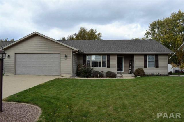 105 Elmridge Circle, East Peoria, IL 61611 (#1199439) :: Adam Merrick Real Estate
