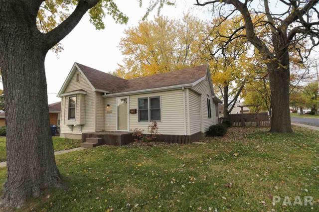 1117 E Hazard Avenue, Peoria Heights, IL 61616 (#1199512) :: RE/MAX Preferred Choice
