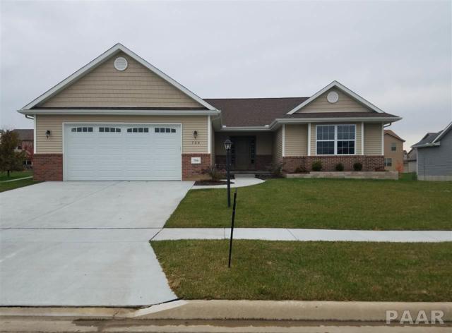 704 Patricia Street, Washington, IL 61571 (#PA1199548) :: Adam Merrick Real Estate