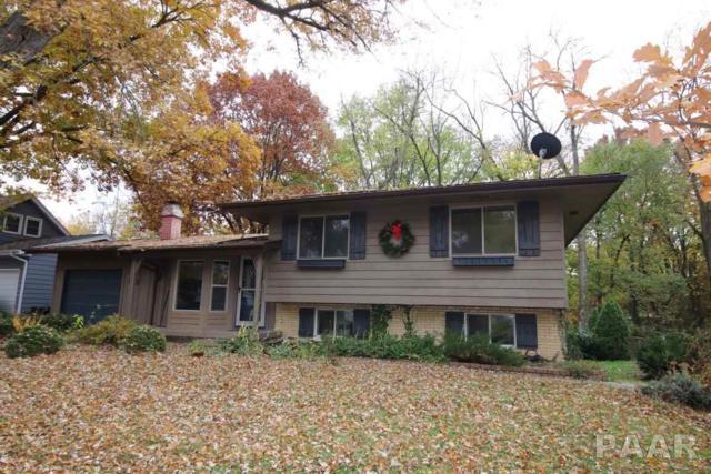 2606 W Fountaindale Drive, Peoria, IL 61614 (#1199642) :: Adam Merrick Real Estate