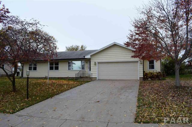 115 S Hollybrook Drive, Chillicothe, IL 61523 (#1199664) :: Adam Merrick Real Estate