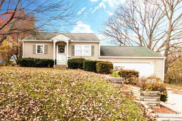 204 S Walnut Street, Eureka, IL 61530 (#1199709) :: Adam Merrick Real Estate