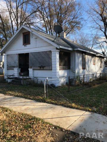 2506 W Fremont Street, Peoria, IL 61605 (#1199710) :: Adam Merrick Real Estate