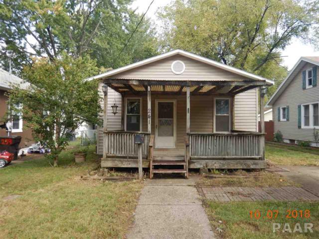 241 Sapp Street, Pekin, IL 61554 (#1199729) :: Adam Merrick Real Estate